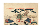 Katsukawa Shunsen