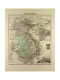 Maps of Laos