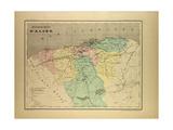 Maps of Algeria
