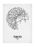 Maps of Tokyo