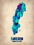Maps of Sweden
