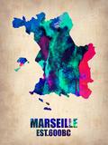 Maps of Marseille