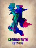 Maps of Sacramento, CA