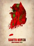 Maps of South Korea