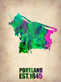 Maps of Portland, OR