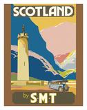 Scottish Travel Ads