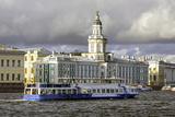 River Boats (Color Photography)