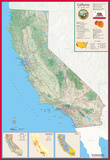 Maps of California