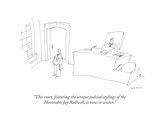 Michael Maslin New Yorker Cartoons