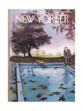 Fall New Yorker Covers