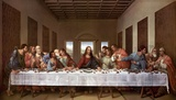 Last Supper by da Vinci