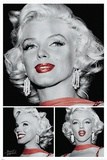 Marilyn Monroe (Spot Color Photography)