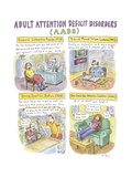 Roz Chast New Yorker Cartoons