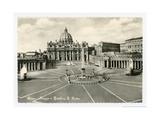 St. Peter`s Basilica