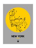 Maps of New York City Subway