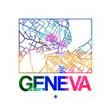 Maps of Geneva