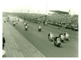 Monza Motorcycle GP Race