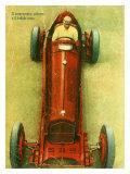 Nuvolari Alfa Romeo P3 Monoposto