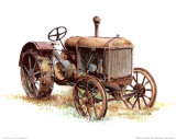 Early Model Mccormick-Deering Tractor