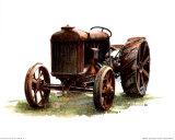 Early Model Fordson Tractor