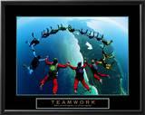 Teamwork - Skydivers II