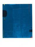 Diptychon Blau  c1963