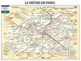 Le Metro de Paris