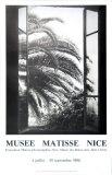 Le palmier Reproduction d'art par Henri Matisse