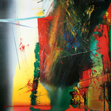 DG 1985 art abstrait affiche tableaux par Gerhard Richter