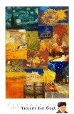 Célébration du 150ème anniversaire de la naissance de Van Gogh Reproduction d'art par Vincent Van Gogh