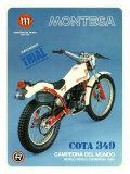 Montesa Cota 349 Trials Motorcycle