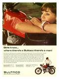 Bultaco Campera Motorcycle Ad