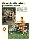 Bultaco Miura Motorcycle Gear
