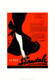 Scandle Affiche