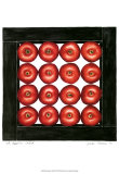 Red Apples Cubed