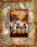 Tahitian Sunset I
