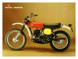 Montesa Enduro 250 Motorcycle