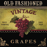 Vintage Grapes