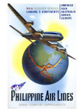 Philippine World Air Lines DC6