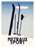 Metraux Downhill Ski Sports
