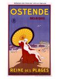 Belgium Ostende Beach Resort