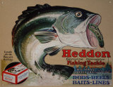 Heddon&#39;s Frogs