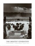 The Greatest Generation D-Day Landing Omaha Beach June 6  1944