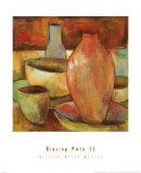 Glazing Pots II