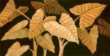Calypso Leaves II