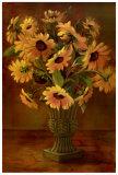Mediterranean Sunflowers II