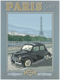 Paris 1961  4Cv