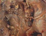 King of Persia Reproduction d'art par Rumi