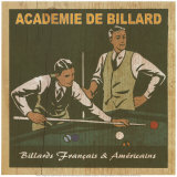 Academie de Billard I