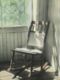 Claussen Inn Rocking Chair